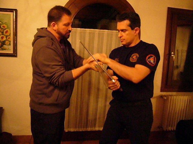 Bram Frank Knife Fighting Bolo -combat-modern-arnis-kali-cssd-sc-knife-fighting-scherma-coltello-3
